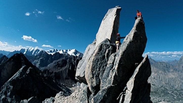 Climbing's Eastern Frontier in China