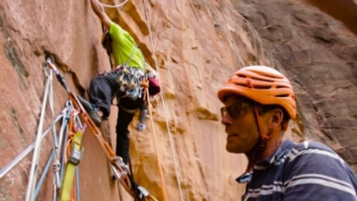 Watch Conrad Anker and David Lama Conquer a New Route in Zion National Park
