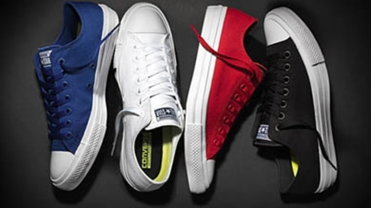 After 98 Years, Converse Finally Reinvents the Chuck Taylor