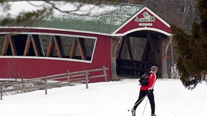 Cross-Country Skiing in Jackson, New Hampshire