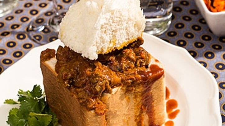 Bunny Chow: A Hearty Curry Recipe, Out of South Africa