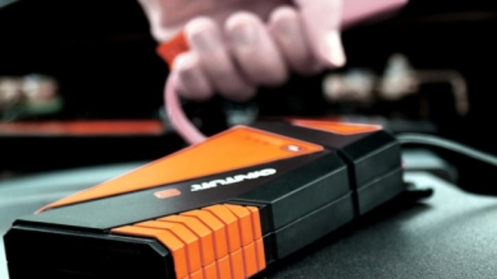 The Portable Charger That Jumps Your Car