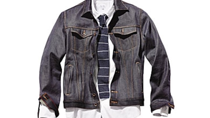 Dressing Up the Denim Jacket