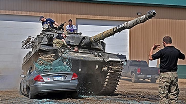 The Ultimate Off-Road Experience: Driving a Tank