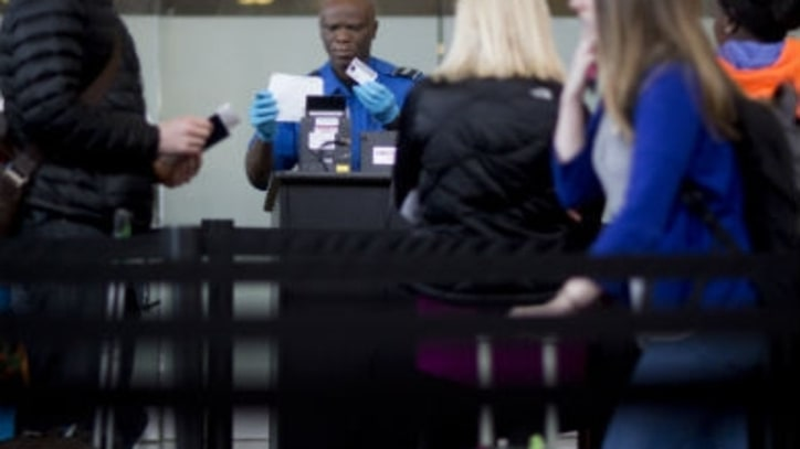 Driver's Licenses From Four States Will No Longer Clear Airport Security