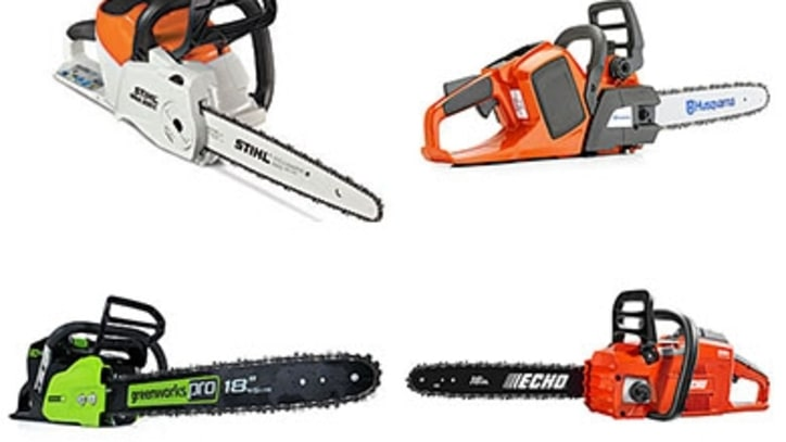 Electric Chainsaws That Get the Job Done
