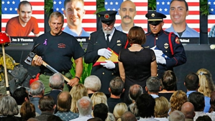 Arizona Firefighter Families Battle for Benefits
