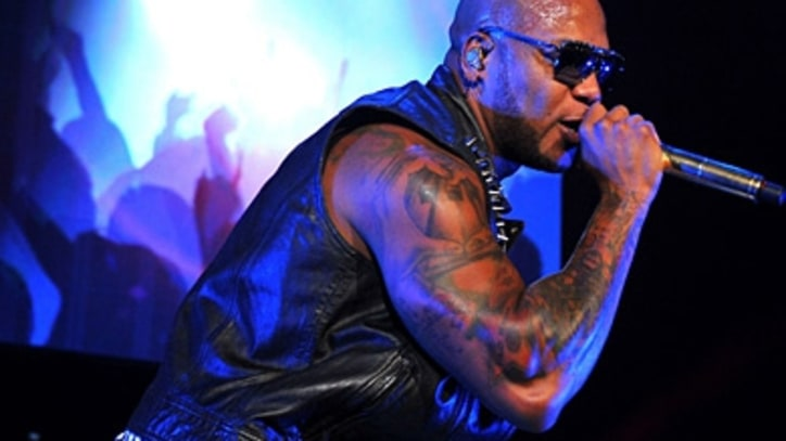 Flo Rida's Boxing Workout