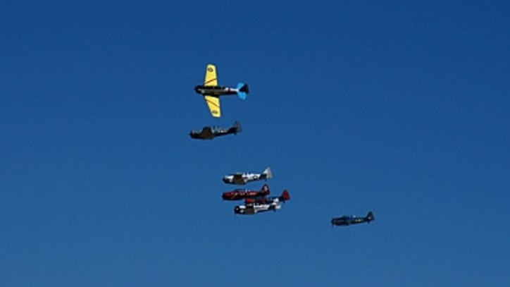 The Flying Cowboys of the Reno Air Races
