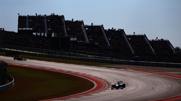Formula 1 Gets Bigger in Texas