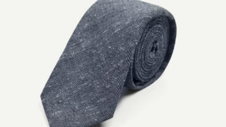 Frank & Oak Cotton Chambray Tie: The Best Spring Ties