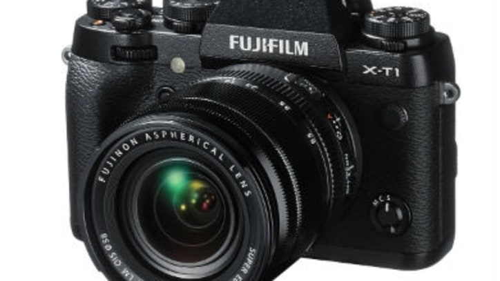 Fujifilm X-T1: Best New Cameras for 2015