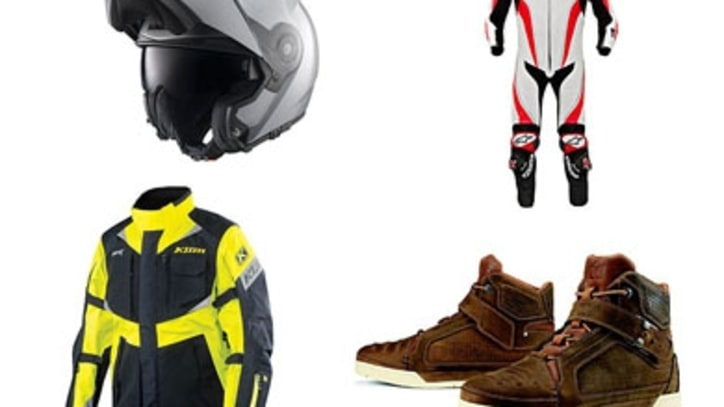 Motorcycle Gear for Getting There Safely