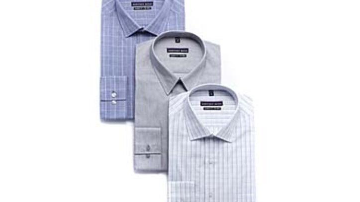 Geoffrey Beene's New and Improved Dress Shirts