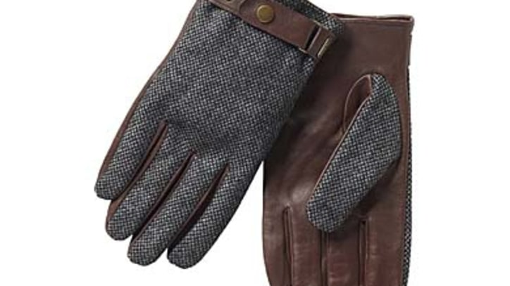 Grown-Up Gloves That Handle the Elements