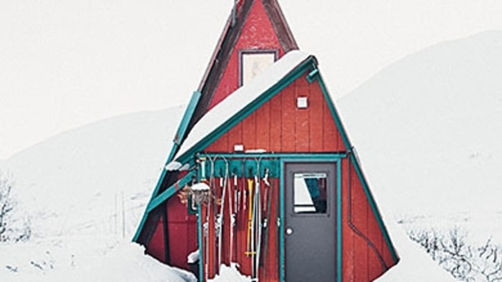 Shelter of the Week: The Hatcher Pass Cabin