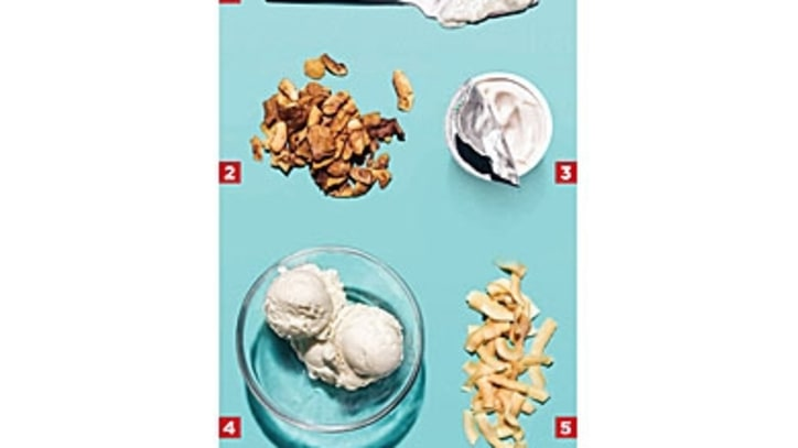 Healthy Coconut Snacks