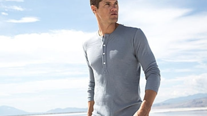 This Year's Best New Henleys, Fall's Go-to Layer