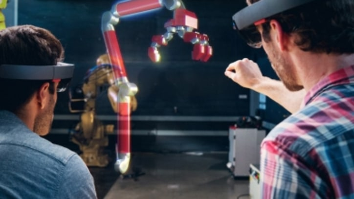 Microsoft's Hologram Technology Is Really Here (and It's Awesome)