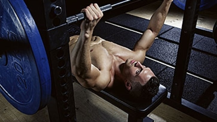 Fix Your Bench Press