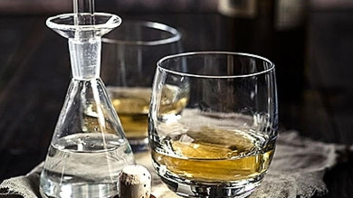 How to Make Whiskey Taste Even Better: Just Add Water