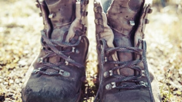 How to Resole Hiking Boots