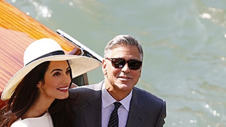 A Guide to Standing Out at George Clooney's Wedding