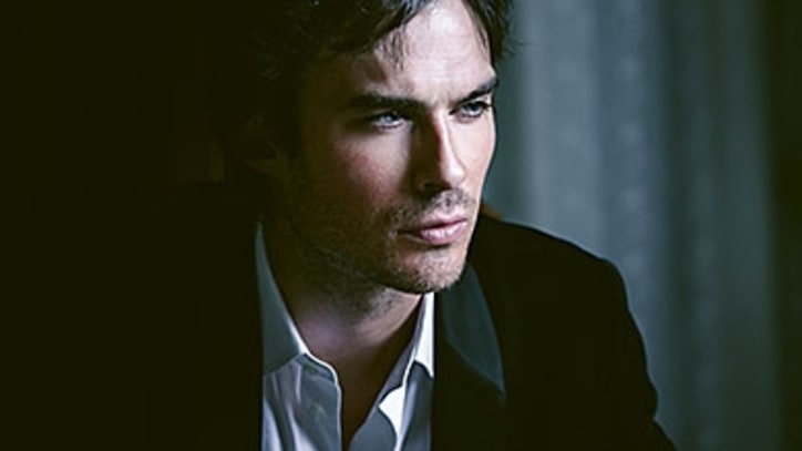 Ian Somerhalder Takes on a New Role: Playing a Coral Reef