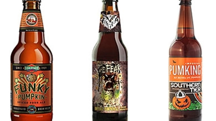 If You Must Drink Pumpkin Beer, These Are the Ones to Try