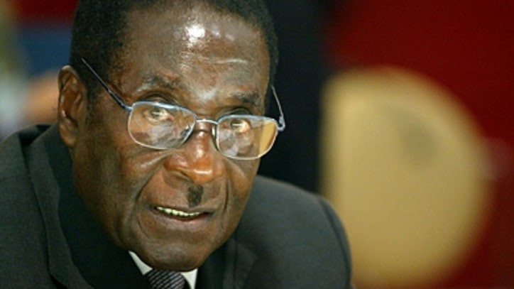 If You Think Robert Mugabe Hates Only White People, You're Wrong