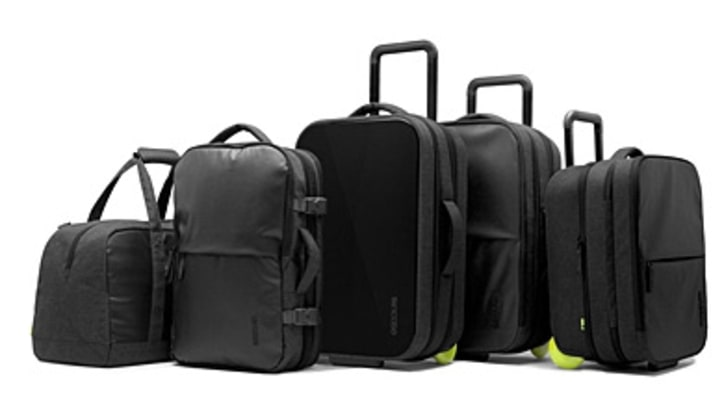 The Stylish, Gadget-Friendly Carry-On