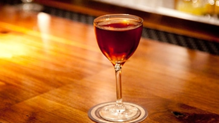 The Irish Manhattan