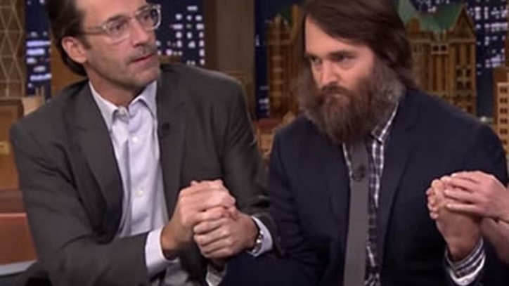 Is There Really Poop in Your Beard? Will Forte Gets Tested