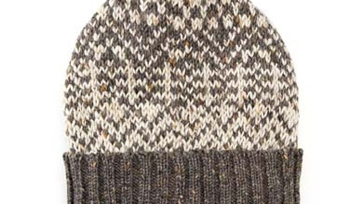A More Stylish Knit Cap