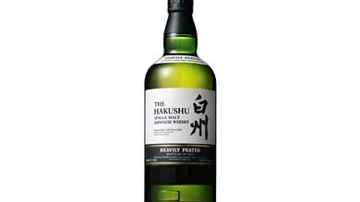 Japan's Subtle, Peaty Whiskey