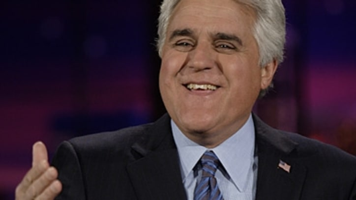 Jay Leno on How to Be a Good Host