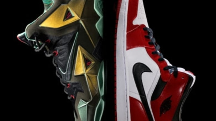 Who Reigns Between Jordan and LeBron: A Sneakerhead's Dilemma