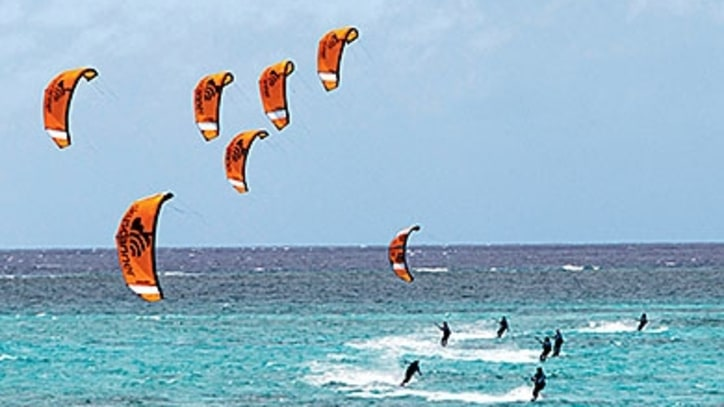 Kiteboarding's Longest Flight