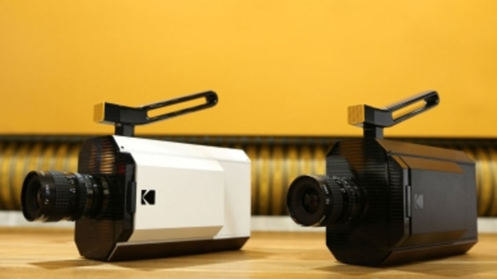 Kodak Raises the Super 8 From the Dead