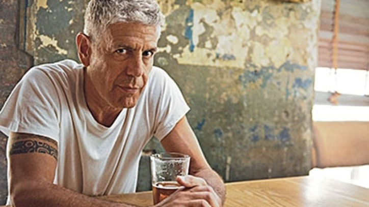 Anthony Bourdain's World Domination