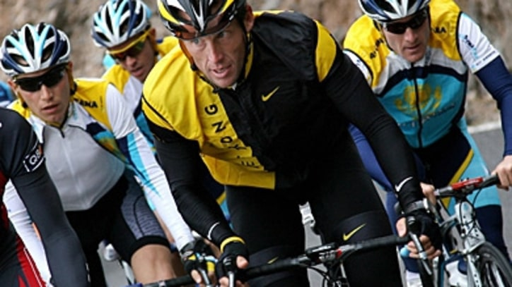 Lance Armstrong, Citizen