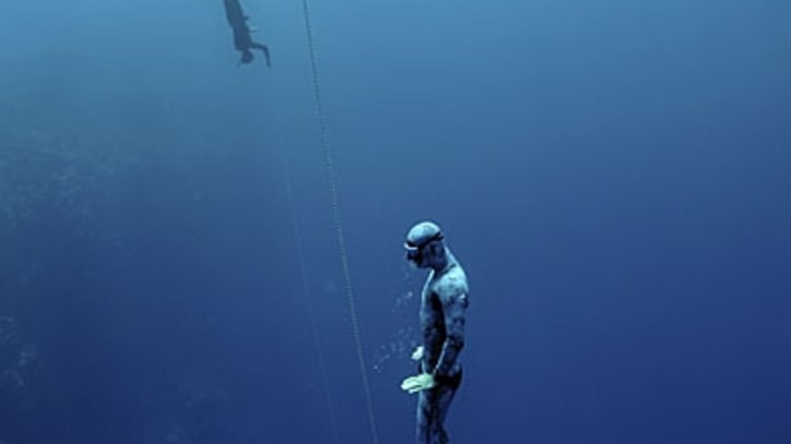 Learning to Freedive, the World's Most Dangerous Sport