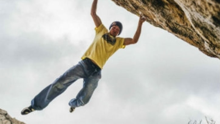 Watch a Climbing Prodigy Scale One of the World's Hardest Boulders