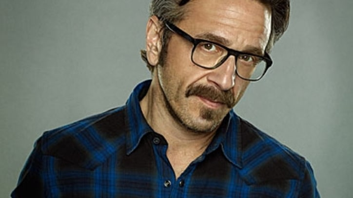 Marc Maron Finally Chills Out