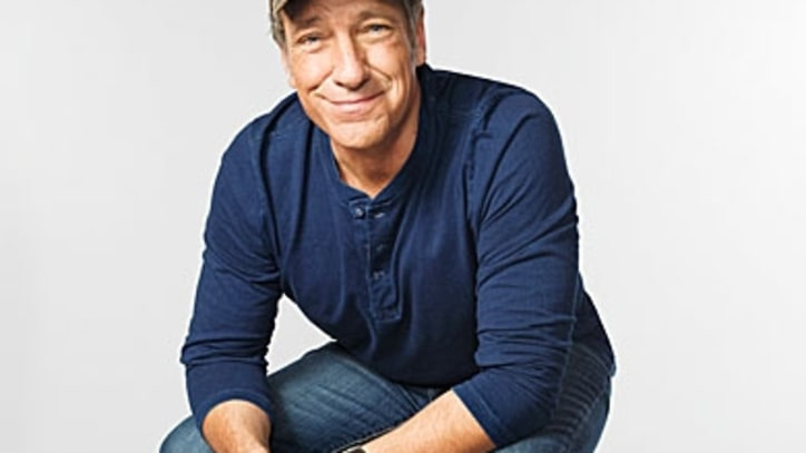 Mike Rowe Brings Back the Blue Collar Hero