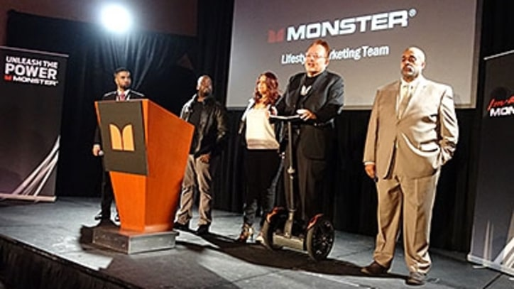 Monster Mash: The Wildest, Most Befuddling, Entertaining Press Conference On Earth
