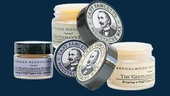 Captain Fawcett Moustache Wax Cornucopia: Grooming Gift Guide