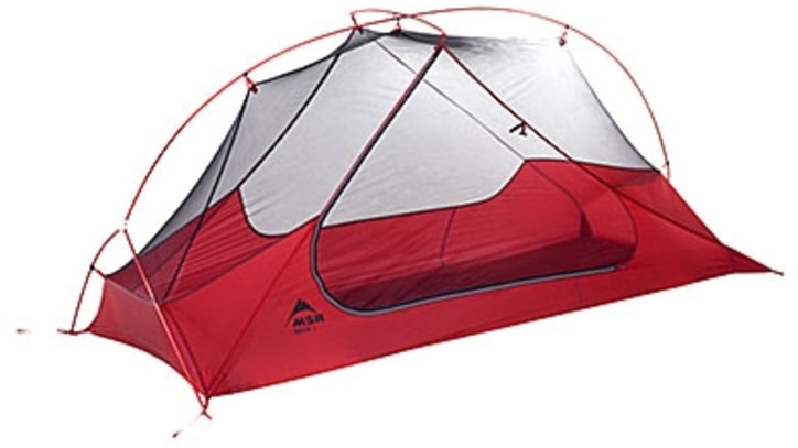 A Lightweight Backpacking Tent Actually Built for Two