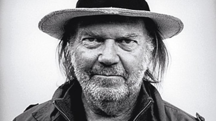Neil Young Rides Again