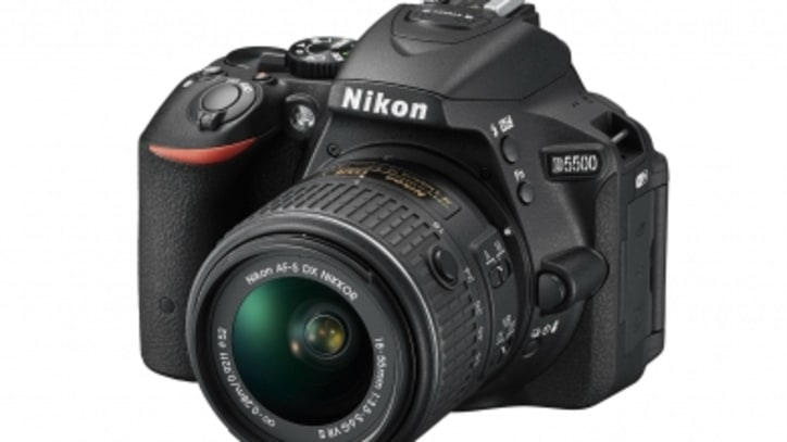 Nikon D5500: The Compact DSLR with a Touchscreen